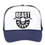 Blue Beast cap