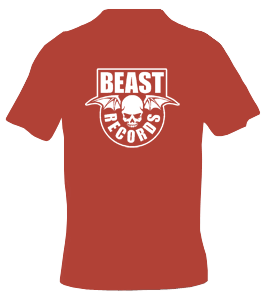 red beast rds t shirt