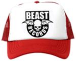 Red Beast cap