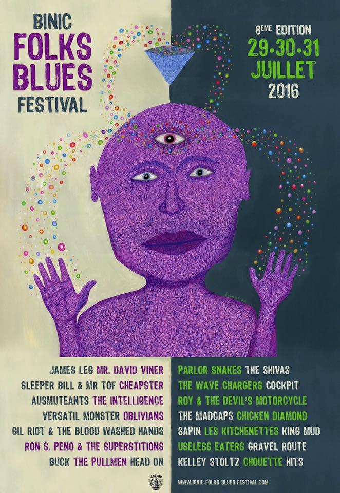 Binic Folkd Blues Festival
