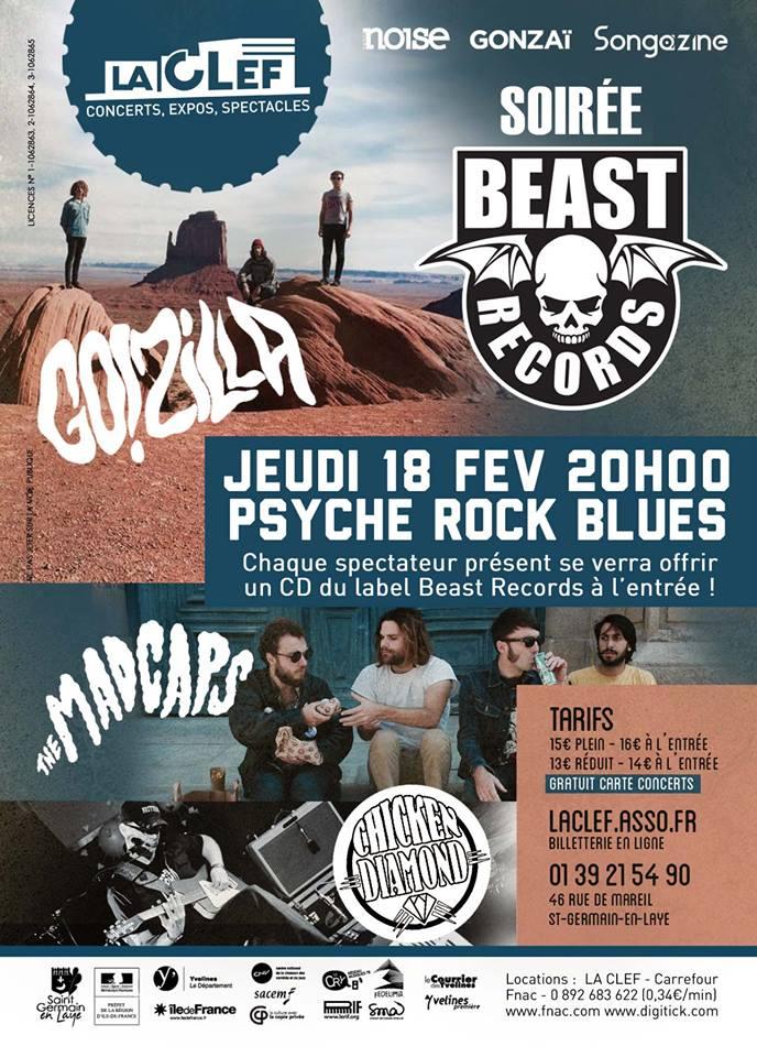 Beast Fest La Clef St Germain en Laye