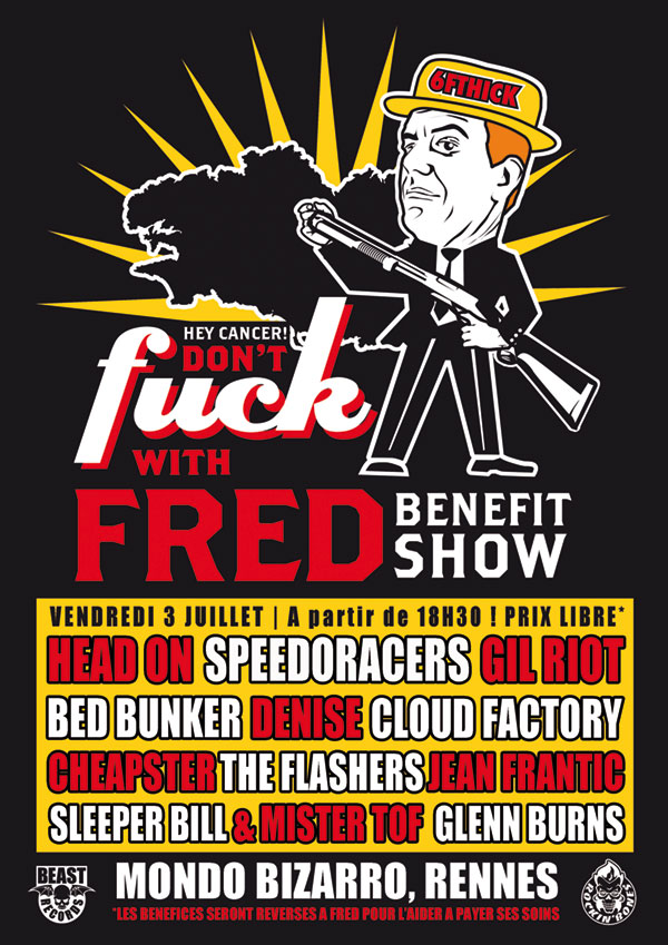 Fred benefit show